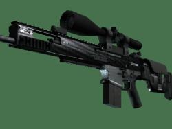 Souvenir SCAR-20 | Carbon Fiber (Factory New)