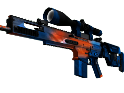 SCAR-20 | Cardiac (Field-Tested)