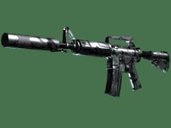 StatTrak™ M4A1-S | Dark Water (Minimal Wear)