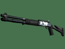 StatTrak™ XM1014   Quicksilver (Factory New)