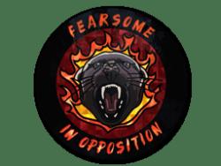 Sticker | Fearsome (Holo)