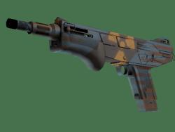 Souvenir MAG-7 | Irradiated Alert (Minimal Wear)