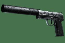 USP-S | Night Ops (Battle-Scarred)