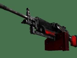 M249 | System Lock (Battle-Scarred)