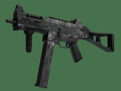 UMP-45 | Gunsmoke (Battle-Scarred)