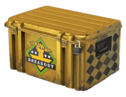 Operation Breakout Weapon Case