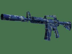 StatTrak™ M4A1-S | Bright Water (Minimal Wear)