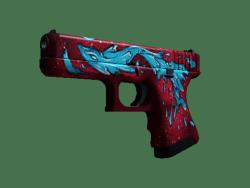 StatTrak™ Glock-18 | Water Elemental (Minimal Wear)