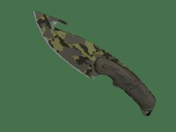 ★ Gut Knife | Boreal Forest (Minimal Wear)
