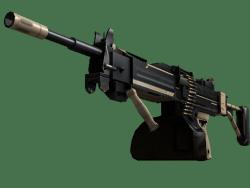 StatTrak™ Negev | Desert-Strike (Minimal Wear)