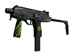 MP9 | Deadly Poison (Field-Tested)