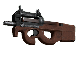 P90 | Leather (Field-Tested)
