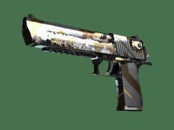 StatTrak™ Desert Eagle | Bronze Deco (Field-Tested)