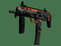 StatTrak™ MP7 | Urban Hazard (Minimal Wear)
