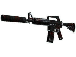 M4A1-S   Blood Tiger (Field-Tested)
