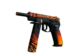CZ75-Auto | Tigris (Factory New)