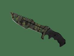 ★ Huntsman Knife | Boreal Forest (Minimal Wear)