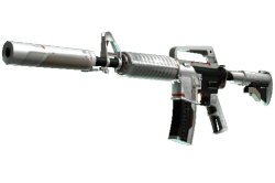 M4A1 消音版 | Mecha Industries (略有磨损)