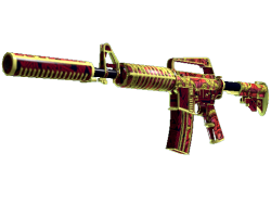 M4A1-S | Chantico's Fire (Minimal Wear)