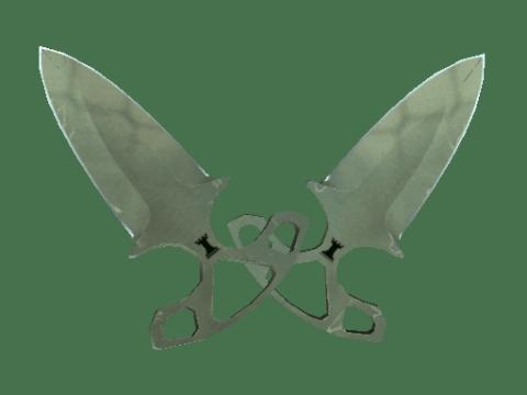 暗影双匕(★) | 狩猎网格 (破损不堪)