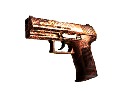 P2000 | Imperial Dragon (Minimal Wear)
