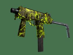 StatTrak™ MP9   Bioleak (Minimal Wear)