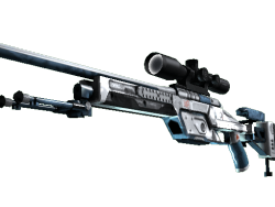 StatTrak™ SSG 08 | Ghost Crusader (Factory New)