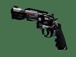 StatTrak™ R8 Revolver | Reboot (Minimal Wear)
