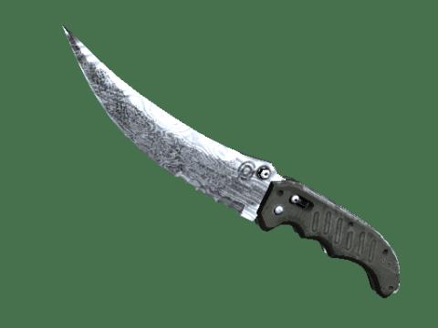 折叠刀(★ StatTrak™) | 大马士革钢 (久经沙场)