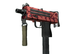 StatTrak™ MAC-10 | Carnivore (Factory New)
