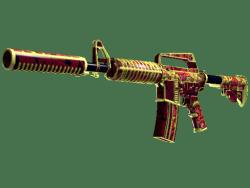 StatTrak™ M4A1-S | Chantico's Fire (Minimal Wear)