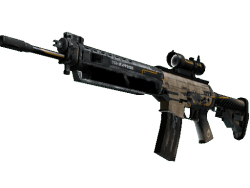 SG 553   Triarch (Battle-Scarred)