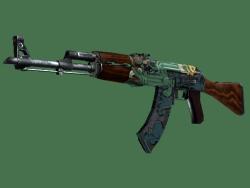 StatTrak™ AK-47 | Fire Serpent (Factory New)