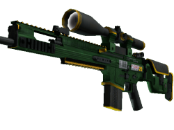 StatTrak™ SCAR-20 | Powercore (Field-Tested)