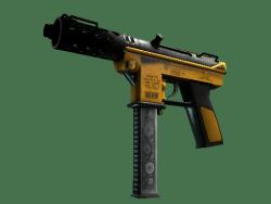 Tec-9 | Fuel Injector (Battle-Scarred)