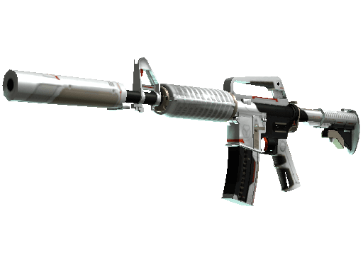M4A1-S | Mecha Industries (Minimal Wear)