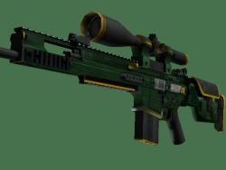 SCAR-20 | Powercore (Battle-Scarred)
