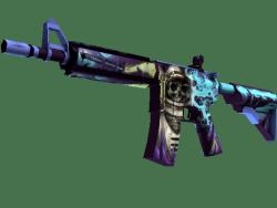 StatTrak™ M4A4 | Desolate Space (Minimal Wear)