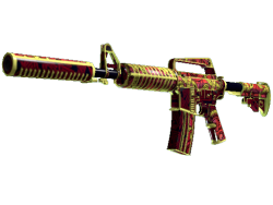 StatTrak™ M4A1-S | Chantico's Fire (Field-Tested)