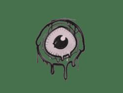 Sealed Graffiti   Eye Spy (War Pig Pink)