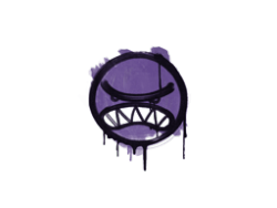 Sealed Graffiti   Tilt (Monster Purple)