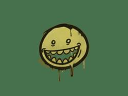 Sealed Graffiti | Mr. Teeth (Tracer Yellow)