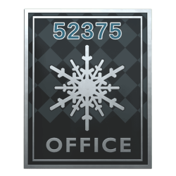 Office Pin