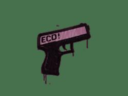 Sealed Graffiti   Eco (Princess Pink)