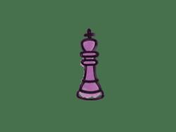 Sealed Graffiti | Chess King (Bazooka Pink)