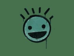 Sealed Graffiti | Still Happy (Frog Green)