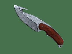 ★ StatTrak™ Gut Knife | Damascus Steel (Factory New)