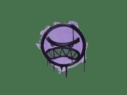 Sealed Graffiti | Tilt (Violent Violet)