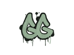 Sealed Graffiti | GGEZ (Cash Green)