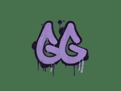 Sealed Graffiti | GGEZ (Violent Violet)
